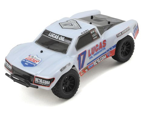Team Associated SC28 Lucas Oil Edition 1/28 Scale w/2.4GHz Radio