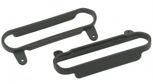 RPM 80622 Traxxas Slash & Slash 4x4 Nerf Bars (Black)