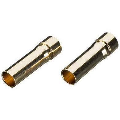 TKPP5604 Gold Plated Bullet Connector Female 5mm (2)