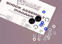 Traxxas 2362 Rebuild kit, Ultra shocks (for 2 shocks) 0.02