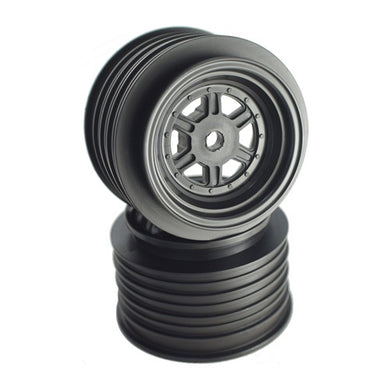 DE Racing DER-GLR-AB Gambler Wheels