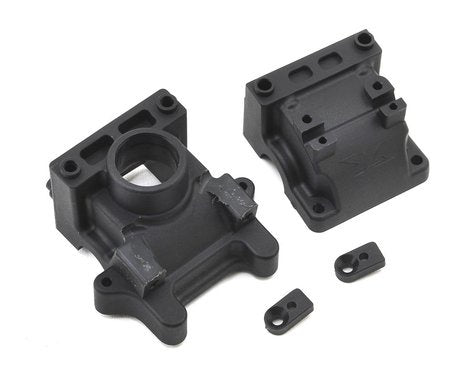Xray 352006 XB8 2016 Front/Rear Bulkhead Block Set