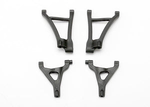 Traxxas 7031 Suspension arm set, front (includes upper right & left and lower right & left arms) 0.04