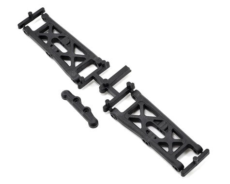 Team Associated 91398 Front Arm Set (Flat)
