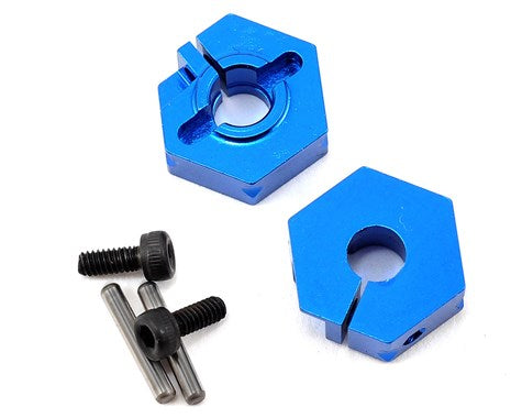Team Associated 91409 Aluminum Clamping Front Hex (2)
