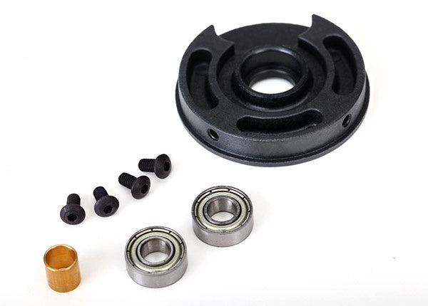 Traxxas 3352R Rebuild kit, Velineon® 3500 (includes plastic endbell, 5x11x4mm ball bearings (2), 2.5x5mm BCS (with threadlock) (4), rear bushing) 0.054