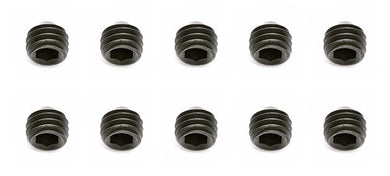 Team Associated 89221 5x4mm Set Screws (10)