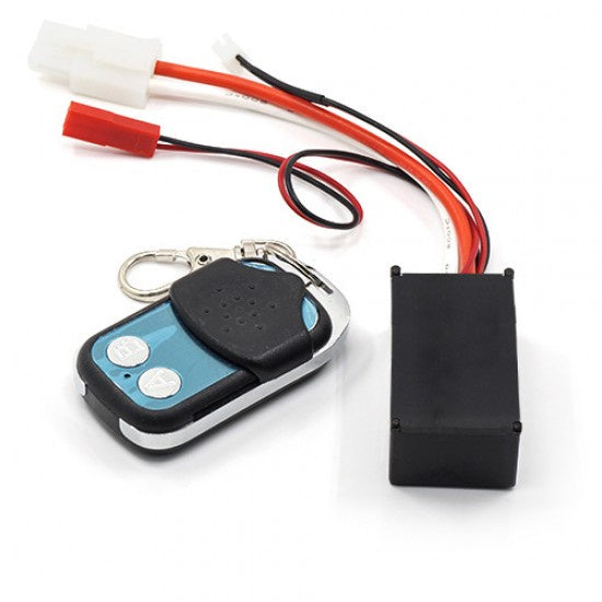 Yeah Racing YA-0389 1/10 Wireless Remote Receiver Winch Control Set (YR Winch / CR01-27)