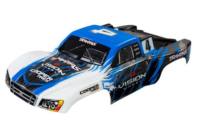 Traxxas 5824 - Body, Slash 4X4, Keegan Kincaid (painted, decals applied)