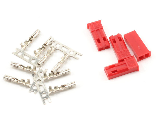 ProTek PTK-5010 R/C Male JST Style Connectors (4)