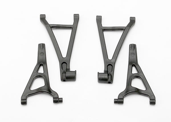 Traxxas 7131 Suspension arm set, front (includes upper right & left and lower right & left arms) 0.05