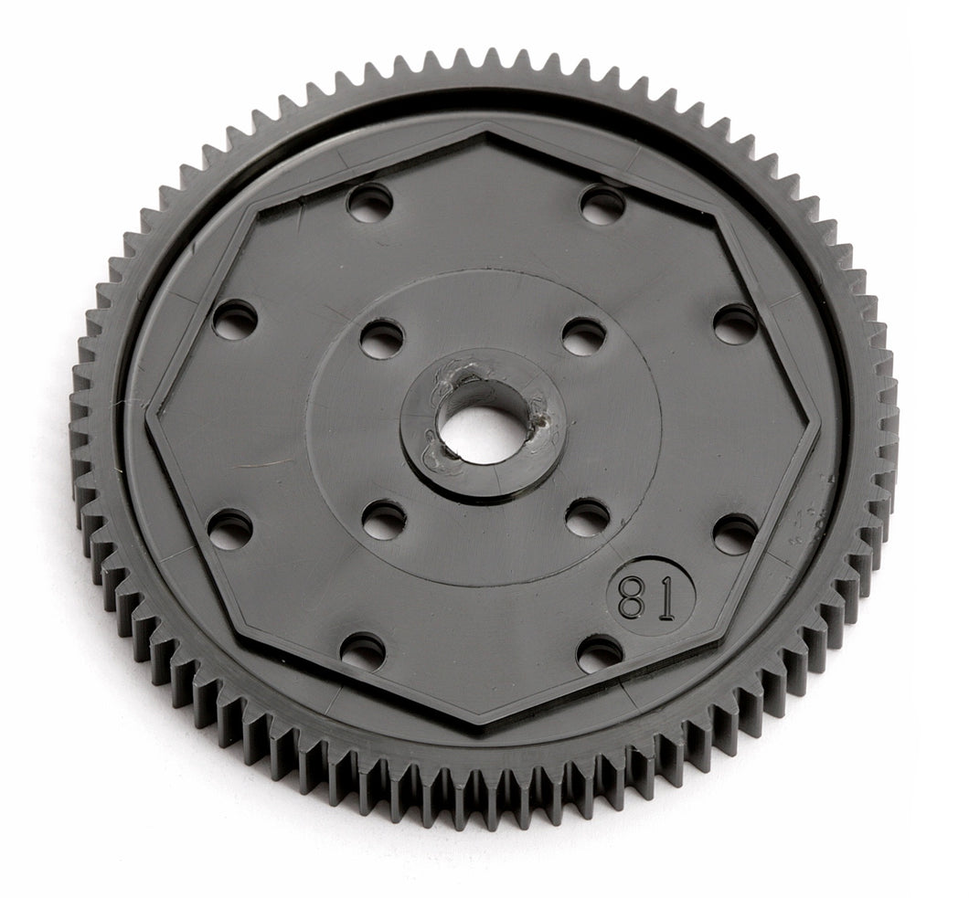 Team Associated ASC9651 81T Spur Gear:B4/T4