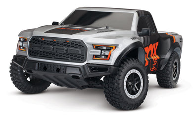 Traxxas 58094-1 - Ford Fox F-150 Raptor: 1/10 Scale 2WD Ford F-150 Raptor. Ready-To-Race®
