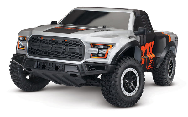 Traxxas 58094-1 - Ford Fox F-150 Raptor: 1/10 Scale 2WD Ford F-150 Raptor. Ready-To-Race