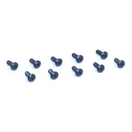 "Losi LOSA6245 4-40x5/16"" Button Head Screws (10)"