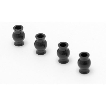 Losi LOSA6056 6.8mm Suspension Balls (4)