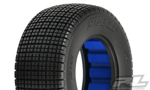"Pro-Line 10149-02 Slide Job Dirt Oval SC 2.2/3.0"" Short Course Truck Tires (2) (M3)"