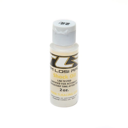 Losi TLR74003 Silicone Shock Oil, 22.5wt, 2oz