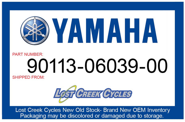 Yamaha Bolt, Set 90113-06039-00