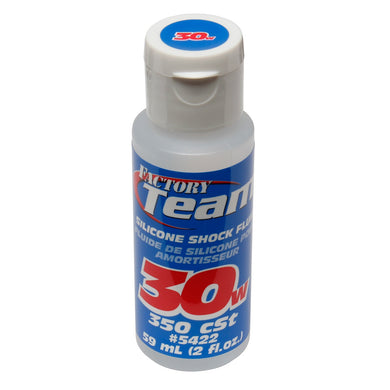 Team Associated ASC5422 SiliconeShockFluid,30Wt 2oz, 350CT