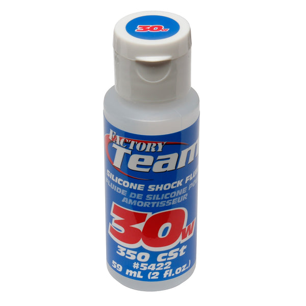 Team Associated ASC5422 SiliconeShockFluid,30 weight 2oz, 350CT