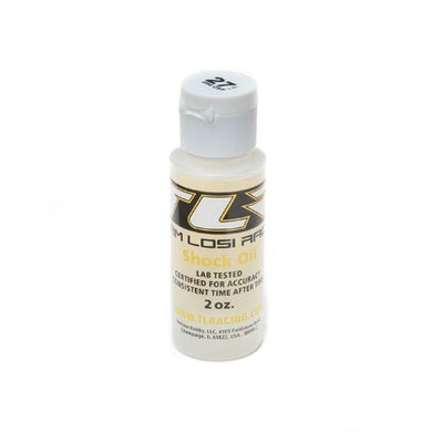 Losi TLR74005 Silicone Shock Oil, 27.5wt, 2oz