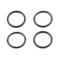 Team Associated 6469 Shock Rubber Cap Gaskets (4)
