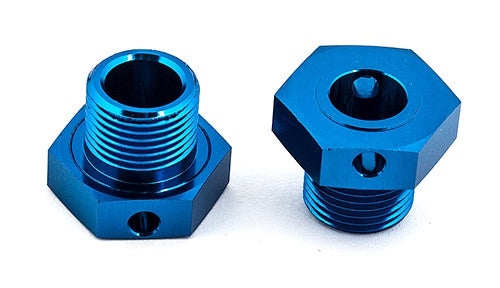 Team Associated 81079 RC8B3 +1mm Offset Wheel Hex (2)