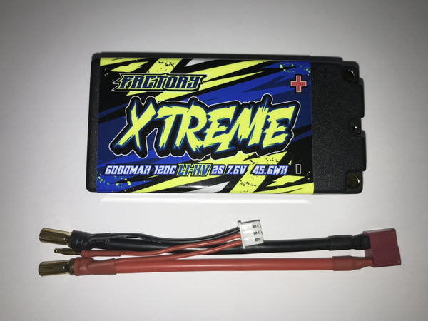 Factory Xtreme FX6000SY FX 6000 HV 120c Shorty Race Pack