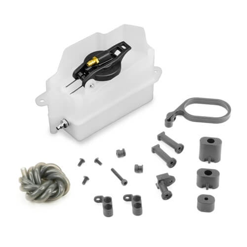 Tekno TKR9340 Fuel Tank and Accessories (NB48 2.0, IFMAR legal)