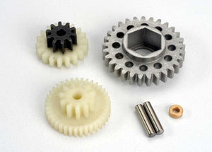 Traxxas 4576 EZ Start Gear Set with Shafts
