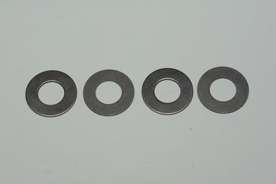 Mugen Seiki E0705 Flywheel Washer/Spacers (4)