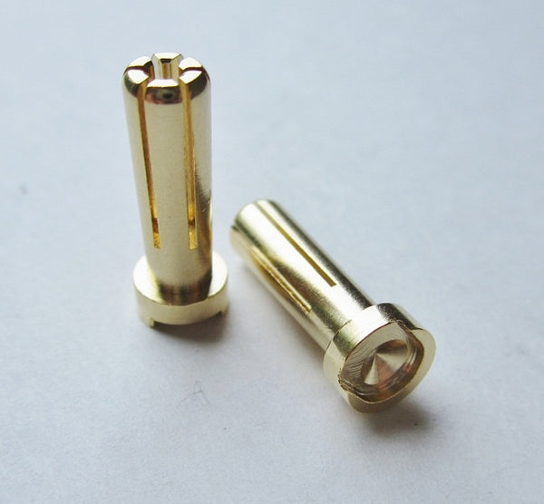 TQ2507 5mm Bullet Connector 6Point Standard Top