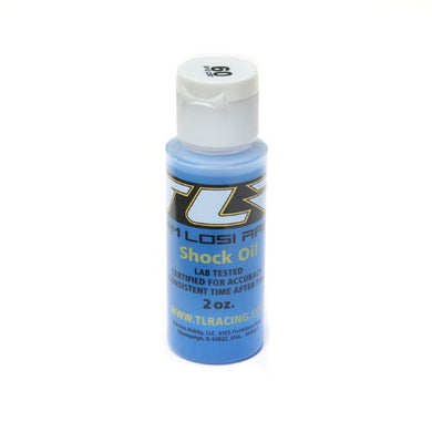 Team Losi Racing TLR74014 Silicone Shock Oil (60wt) (2oz)
