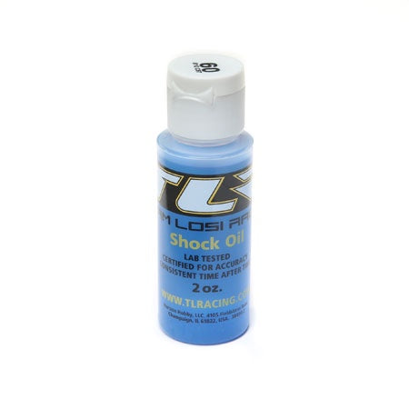 Losi TLR74014 Silicone Shock Oil, 60wt, 2oz