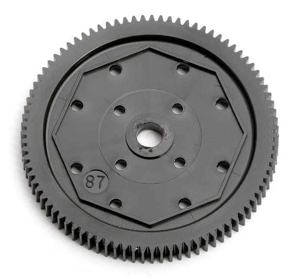 Team Associated ASC9654 87T Spur Gear:B4/T4