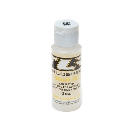 Losi TLR74007 Silicone Shock Oil 32.5 weight,2oz