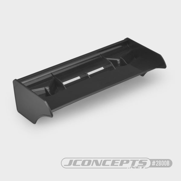Jconcepts JCO2800B JConcepts - F2I 1/8th buggy | truck wing, black