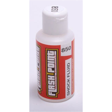 Flash Point Silicone Shock Oil (75ml) (850cst)