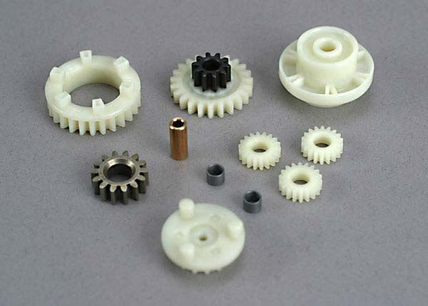 Traxxas 5276 Gear set (complete) (EZ Start 2)
