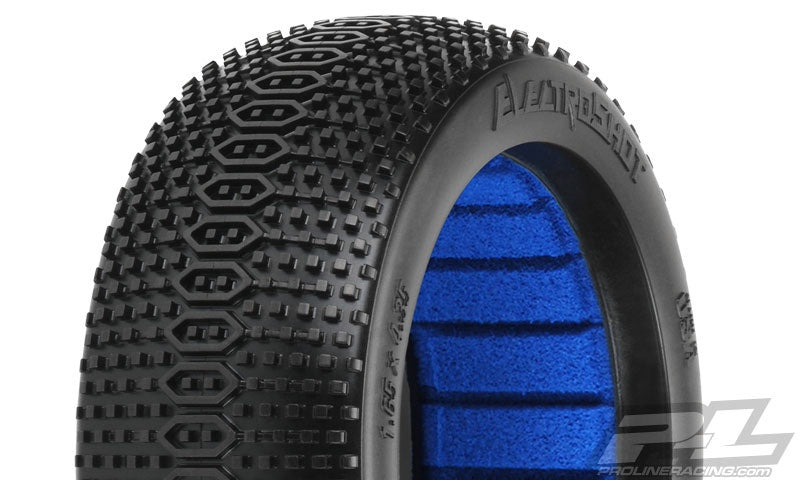 Pro-Line 9059-03 ElectroShot 1/8 Buggy Tires w/Closed Cell Inserts (2) (M4)..