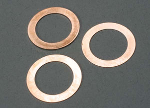 Traxxas 5229 Gaskets,Cooling Head (TRX 2.5)