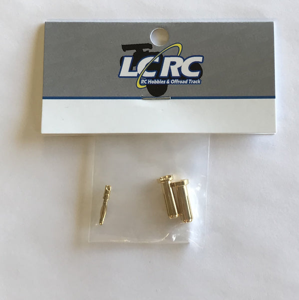 LCRC 5mm Bullet Kit