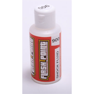 Flash Point Silicone Shock Oil (75ml) (900cst)