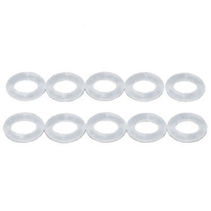Mugen E0257 S5 Silicon O-Ring Set (10)t
