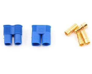 ProTek PTK-5019 RC EC3 Style Connectors (1 Male/1 Female)