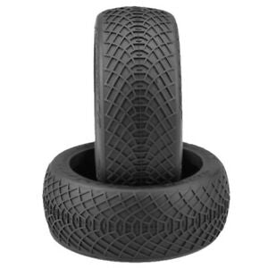 JConcepts 3184-05 Ellipse 1/8th Buggy Tires (2) (Gold)