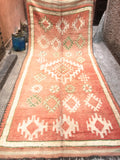 Vintage Moroccan rug BE363- 356 x 148 cm / 11.7 x 4.8 FT