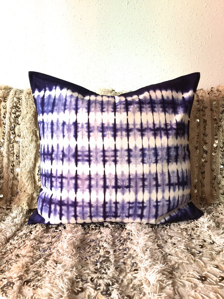 Large tie dye cushion cover Nammos