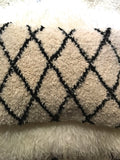 Beni ouarain cushion